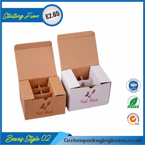 Custom Printed Nail Polish Packaging Boxes 02