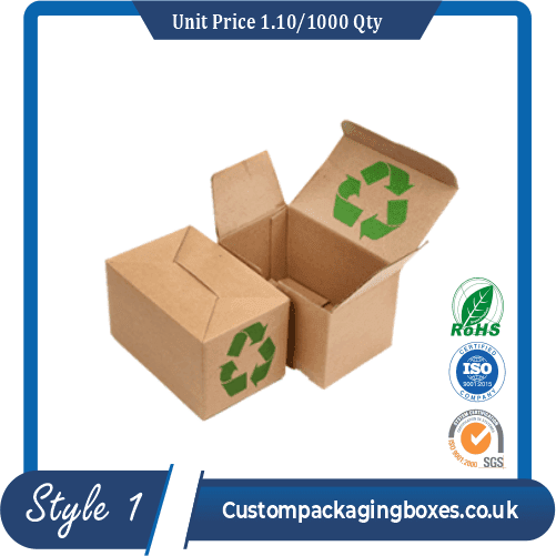 Custom Recycling Packaging Boxes sample#1