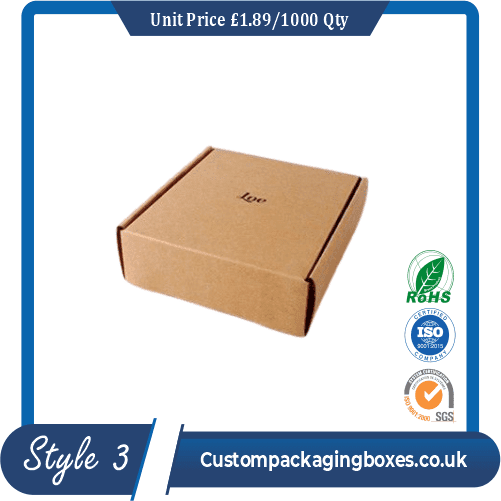 Recycling Packaging Boxes