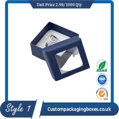 Custom Ring Packaging Boxes sample#1