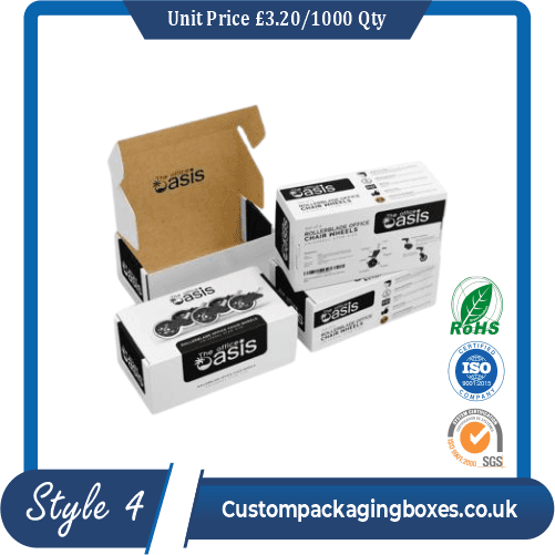 Shipping Auto Parts Packaging Boxes