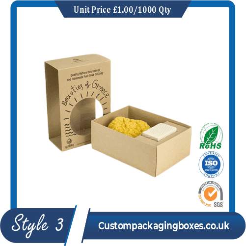 Soap Sleeve Boxes