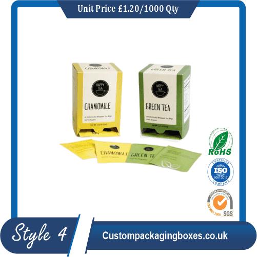 Tea Packaging Boxes