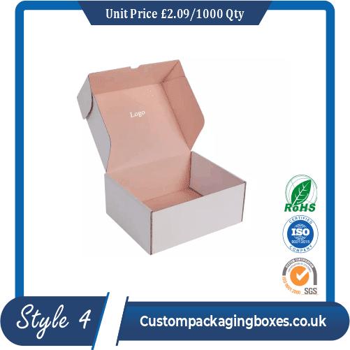 Custom printed hair spray packaging boxes sample #4