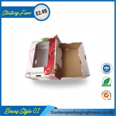 Die Cut Packaging Boxes 01