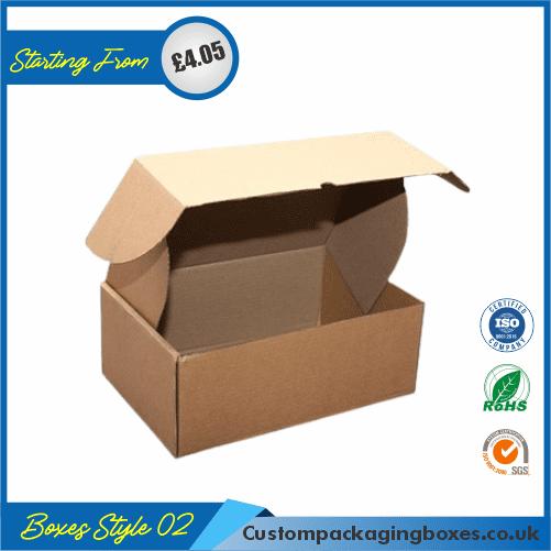 Die Cut Packaging Boxes 02