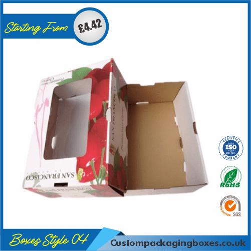 Die Cut Packaging Boxes 04
