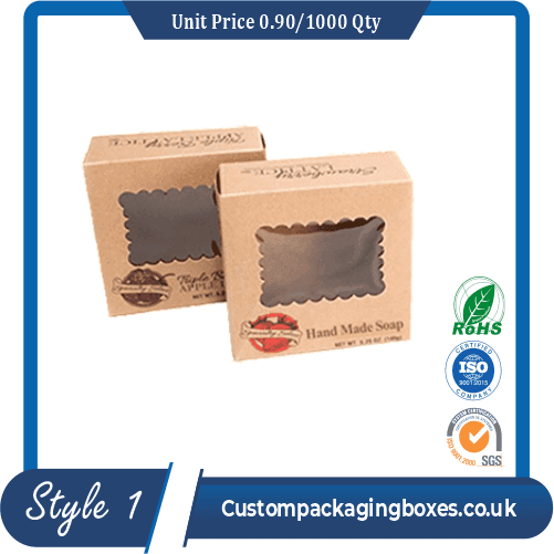 Die Cut Packaging Boxes