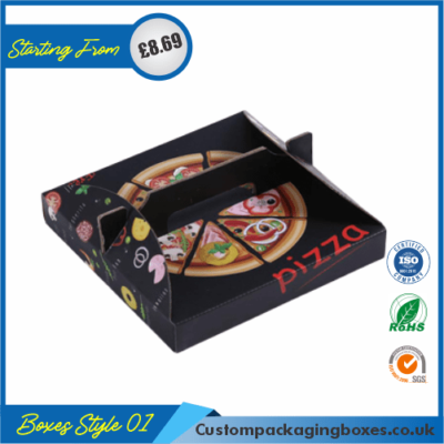 Digital Printed Pizza Boxes 01