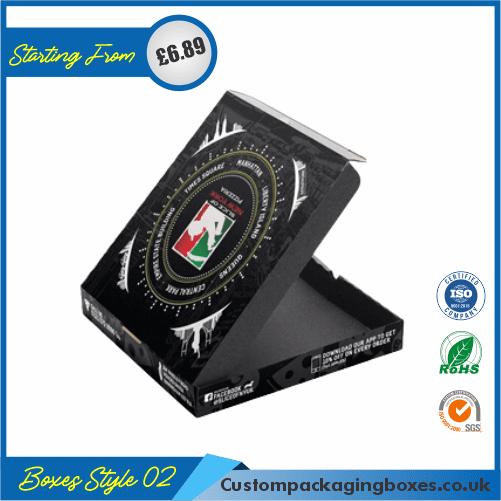 Digital Printed Pizza Boxes 02