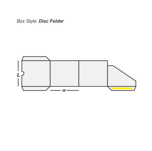Disc-Folder-printing