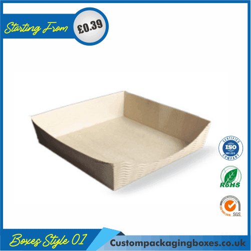 Donut Trays Packaging Boxes 01
