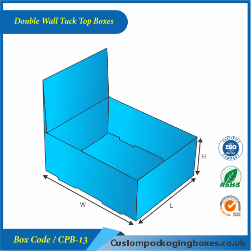 Double Wall Tuck Top Boxes 01