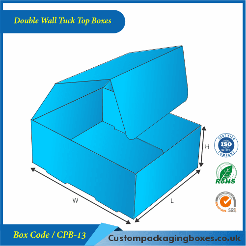 Double Wall Tuck Top Boxes 02