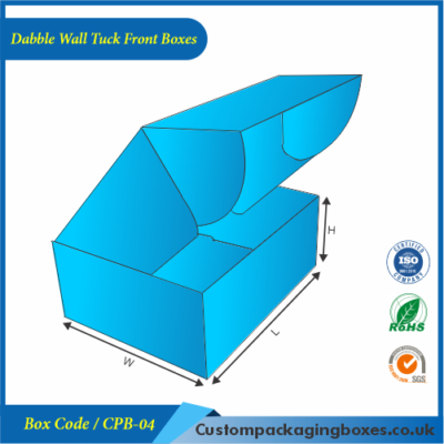 Duble Wall Tuck Front Boxes 01