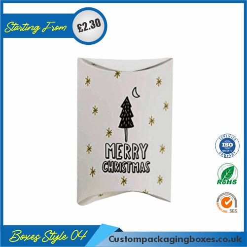 Fancy Paper Pillow boxes 04