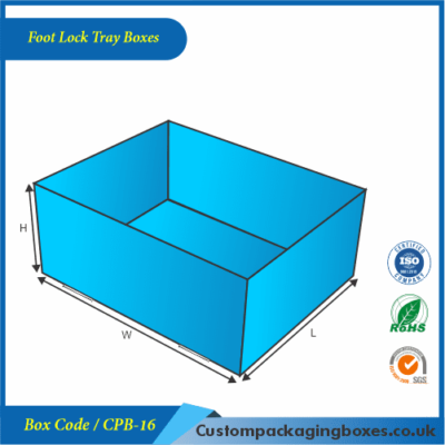 Foot Lock Tray Boxes 01