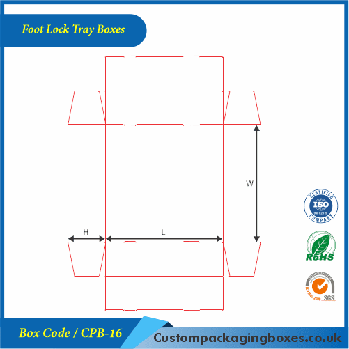 Foot Lock Tray Boxes 04