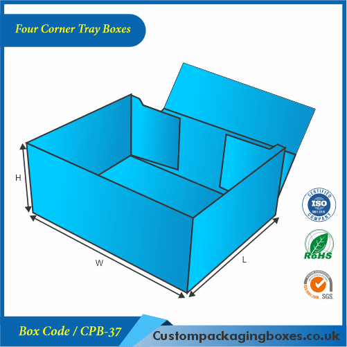 Four Corner Tray Boxes 02