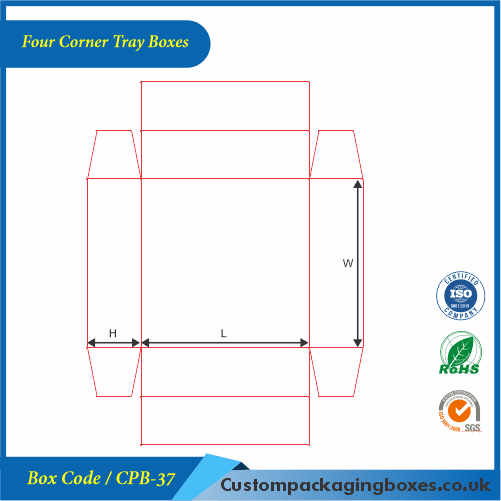 Four Corner Tray Boxes 04