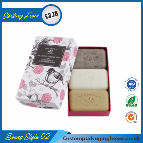 Gift Soap Boxes 02
