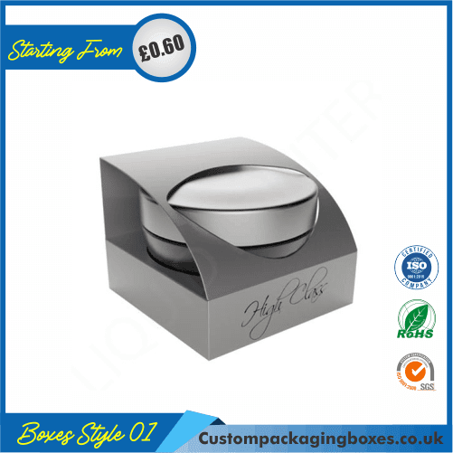 Glossy Lotion Packaging Boxes 01