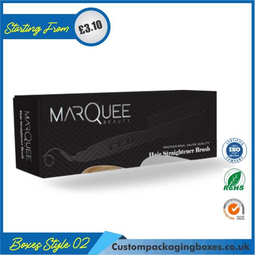 Hair Straightener Packaging Boxes 02