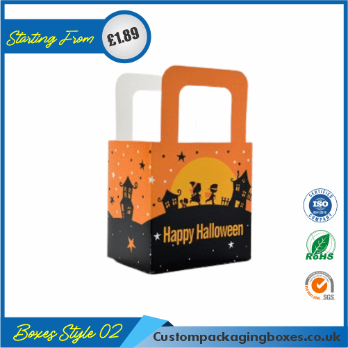 Halloween Packaging Boxes 02