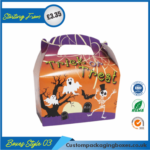 Halloween Packaging Boxes 03