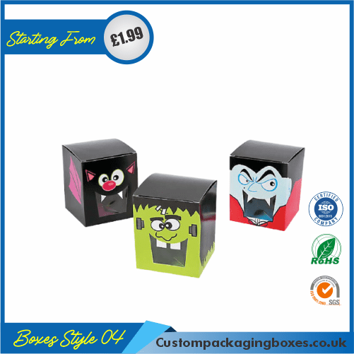 Halloween Packaging Boxes 04