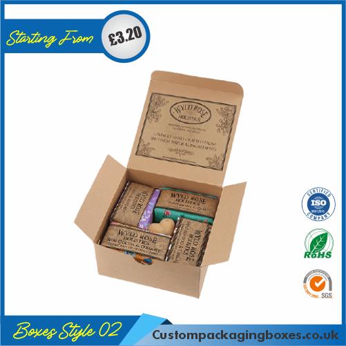 Handmade Soap Boxes 02