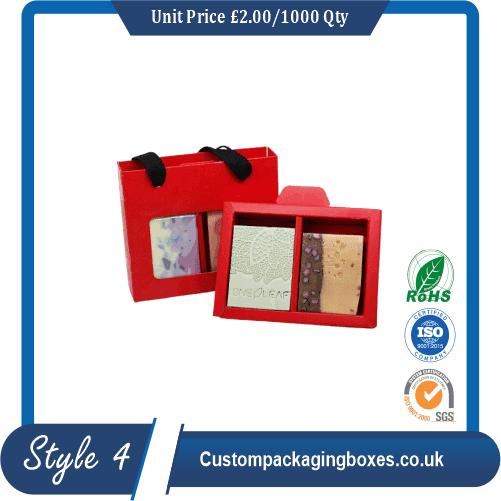 Handmade Soap Boxes