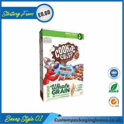 High Quality Cereal Boxes 01