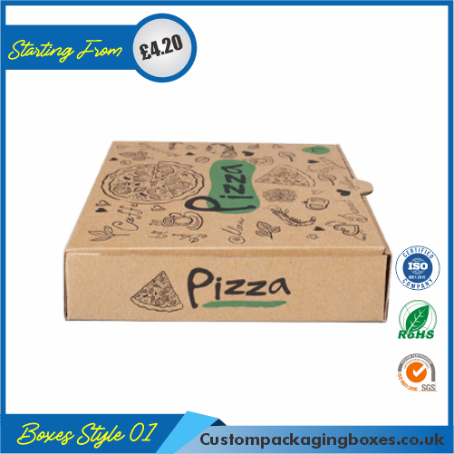 High Quality Pizza Boxes 01