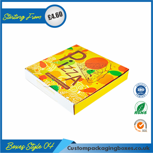 High Quality Pizza Boxes 04
