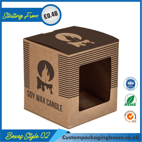 Jar Candle Packaging Boxes 02