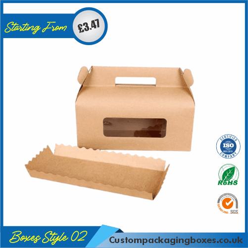 Kraft Gable Packaging Boxes 02