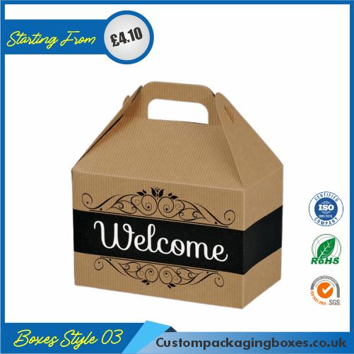 Kraft Gable Packaging Boxes 03