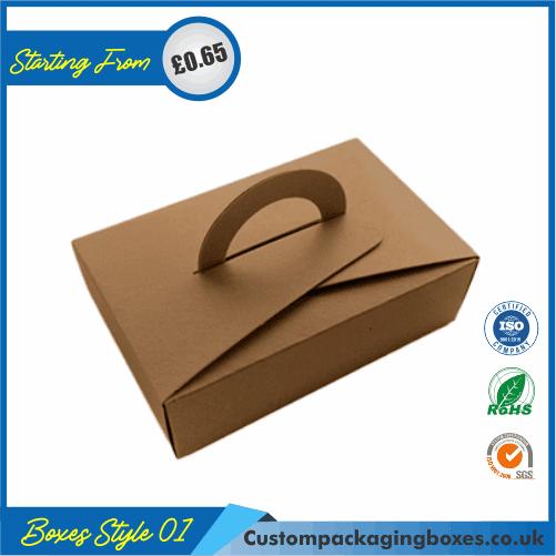 Kraft Handle Boxes 01