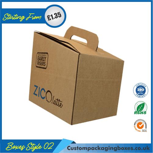 Kraft Handle Boxes 02