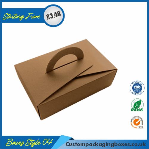 Kraft Handle Boxes 04