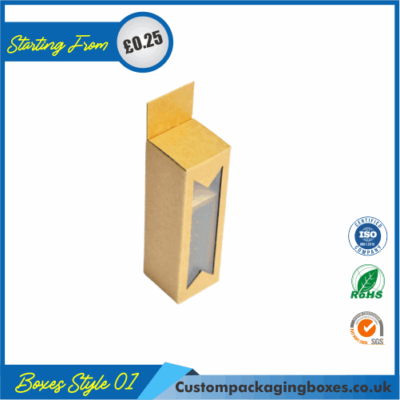 Kraft Lipstick Boxes 01