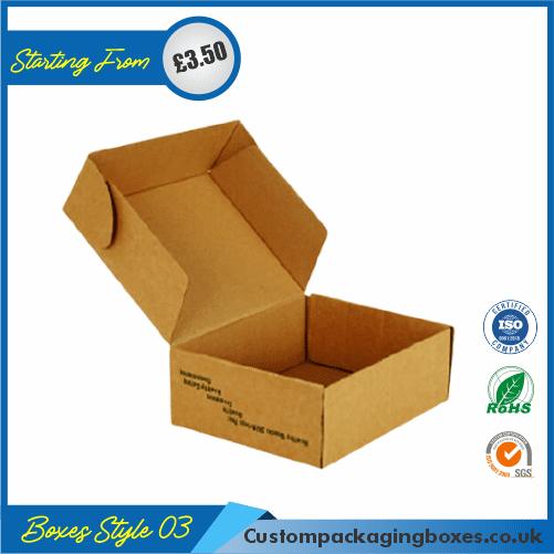 Kraft Mailing Boxes 03