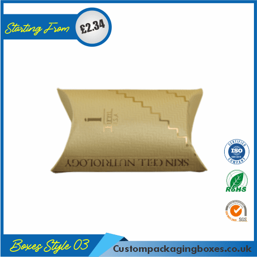 Kraft Paper Pillow Soap Boxes 03