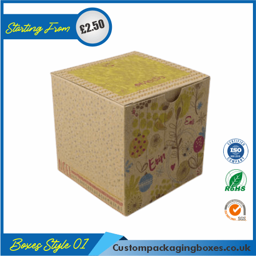 Kraft Tuck Top Boxes 01