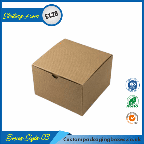Kraft Tuck Top Boxes 03