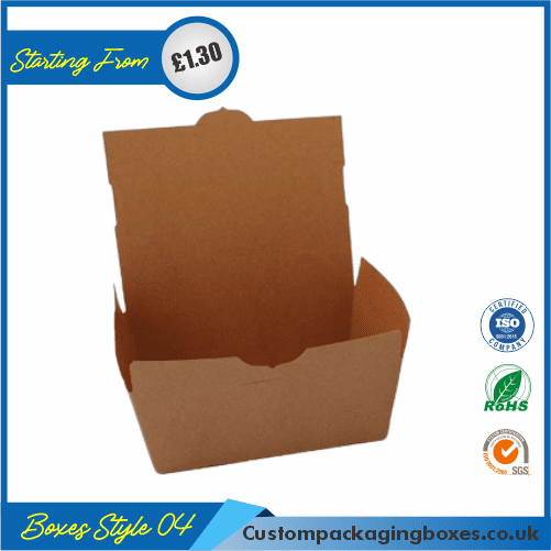 Kraft Tuck Top Boxes 04