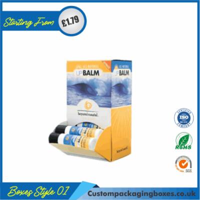 Lip Balm Display Boxes 01