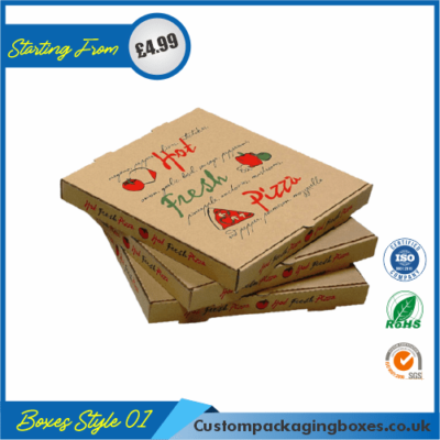 Logo Printed Pizza Boxes 01