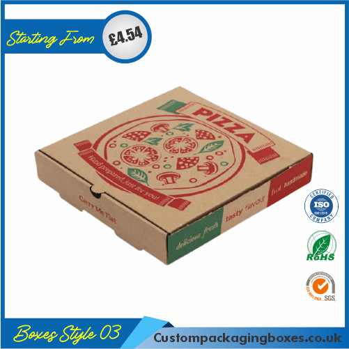 Logo Printed Pizza Boxes 03
